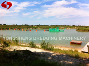 Suction Dredger with Output 900m3/H