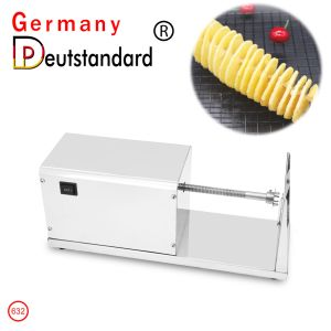 Commercial Electric Potato Crisp Slicer Making Machine Cutter