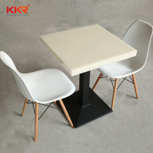 China Restaurant Furniture Fast Food Table with Chair pictures & photos