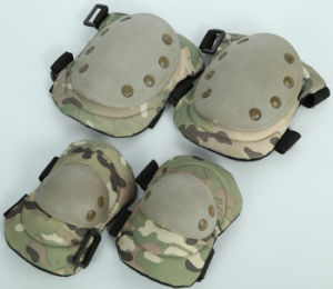 Jungle Digital Army Gear Tactical Knee Pads Military Kneepads pictures & photos
