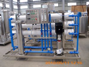 2018 UV Sterilizer 25t for Water Treatment Parts pictures & photos