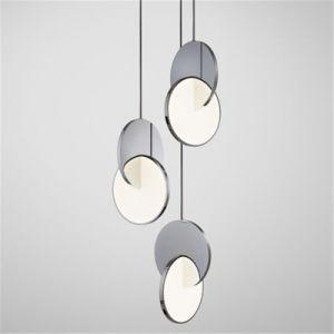 China Copper Chrome Pendant Light Fixtures China Ball Glass Pendant Lamp Mirror Glass Pendant Light