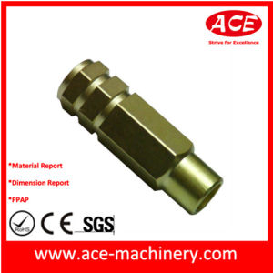 CNC Machining Part of Hydraulic Pole pictures & photos