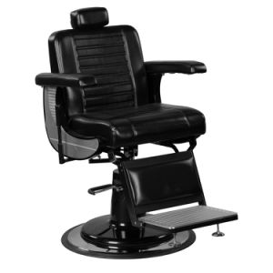 Wondrous Durable Barber Chair With Fold Up Footrest And Headrest Chair Lamtechconsult Wood Chair Design Ideas Lamtechconsultcom