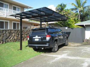 PC Carport /Garage /Cantilever Carport Design