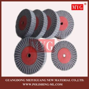 Interleaf Finishing Flap Brushes, Interleaved Flap Wheel pictures & photos