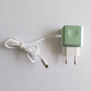 Popular Wholesale Universal Travel Phone Fast Charger with Data Cable pictures & photos