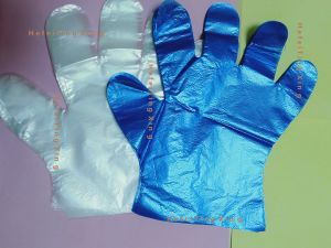 Factory Price Best Disposable BBQ Gloves PE Gloves
