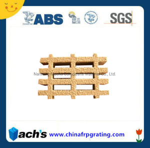 Fiberglass Reinforced Plastic Gratings / FRP/ GRP Grating with High Strength
