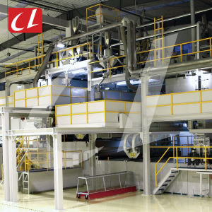 CL-S PP Spunbonded Nonwoven Fabric Making Production Line for Shopping Bag and Packaging