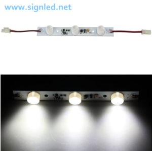 3*3W 5years Warranty CREE LED Light Bar for Lighting Box