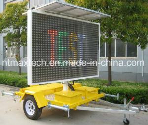 Hot Sale Multi Colour Portable Variable Traffic Sign High Quality with Competitive Price pictures & photos