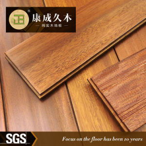 Manufacturer Direct Selling Waterproof Wood Parquet/Hardwood Flooring (MD-01)