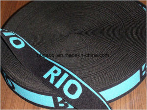 High Quality Elastic Tape, China Wholesale Elastic Band pictures & photos