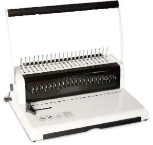A4 Size U handle hot sale Comb Binding Machine U568 pictures & photos