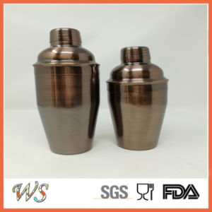 Ws-Br06 Double Stainless Steel Customed Shaker