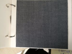 Swt007 Silver Fiber Canvas Fabric pictures & photos