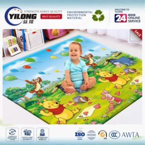 2017 Eco-Friendly Anti-Slip Baby Playing Crawling Mat