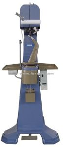 Vertical Type Insole Chainstitch Machine for Leather Shoes pictures & photos