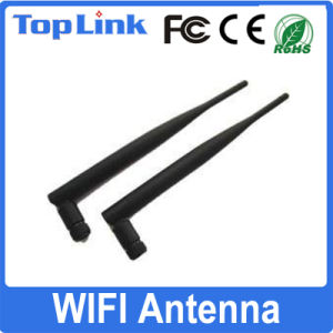 2.4G /5g Dual Band WiFi Indoor Rubber Antenna with SMA Connector