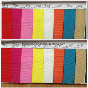 Pantone Color Polyester Ribbon for Bags