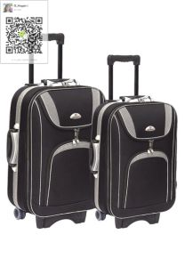 Soft Trolley Case with Belt Skate Wheel pictures & photos