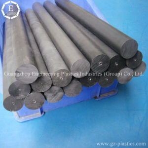 High Quality Plastic Material Rods PVC Round Plastic Bar pictures & photos