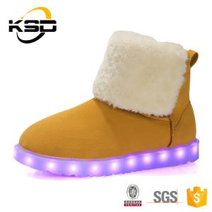 Best Sell New Style Winter Warm Shoes Fashion Good Quality Factory Price Boot Casual Shoes in China