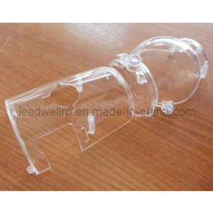 Rapid CNC Transparent Acrylic Machining Parts/ Rapid Prototyping pictures & photos