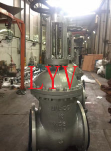 300lb 12 Inch Cast Steel Gate Valve