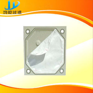 White Polypropylene Press Filter Cloth for Steel Industry