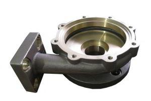 Sand Casting Part for Automobile with Cast Steel / OEM (DR202) pictures & photos