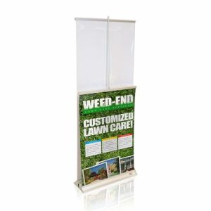 Easy to Carry Trade Show Exhibits X-Banner Poster Stands pictures & photos