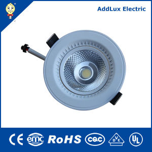 Best Exporter Factory Wholesales Saso UL Ce CB RoHS Dimmable 3W 5W 7W 10W COB LED Down Lamp Made in China for Industrial & Home Indoor Lighting pictures & photos
