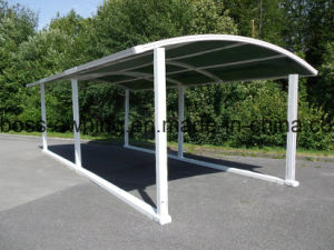 School Bus Shelter And Awning Protectors Steel Structure Shades