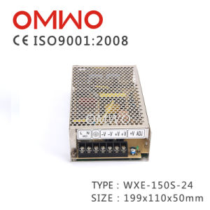 Wxe-150s-24 Switching Power Supply