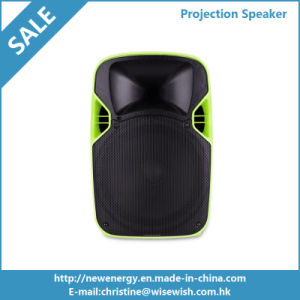12 Inches Active Speaker Box with DLP Projector and Screen