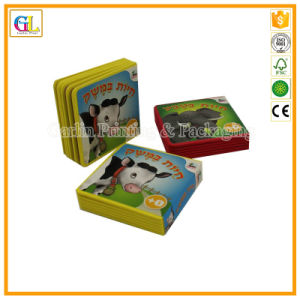 Custom Children Boardbook in Offset Printing Cheap Price pictures & photos