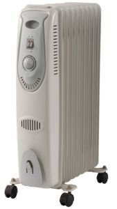 GS Ce RoHS 140X580mm Electric Heater Oil Heater with 7fin or 9 Fins or 11 Fins or 13 Fins