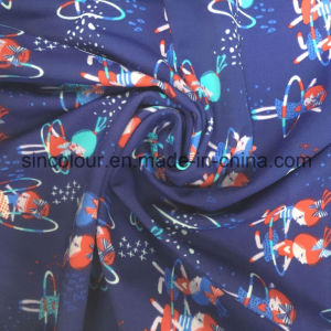 190GSM 80%Nylon 20%Spandex Printing Fabric for Swimwear pictures & photos