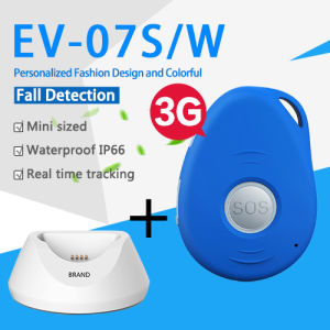 Children Mini GPS Tracker Waterproof Ipx5 with Fall Down Alert GPS Tracking Device