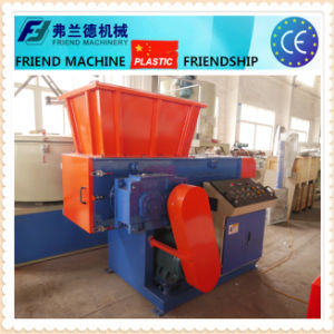 New Single Shaft Waste Blocks/ Lump Plastic Shredder pictures & photos