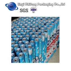 Customized Gravure Printing Eco-Friendly Colorful Plastic Food Packaging Film pictures & photos