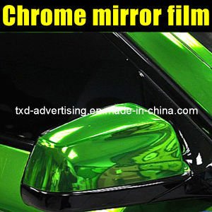 Chrome Green Car Wrap Vinyl