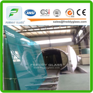 Clear Tempered Laminated Glass with Different Color PVB pictures & photos