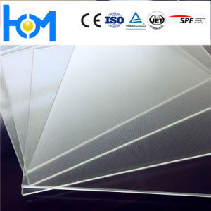 1634*985*3.2mm Solar Tempered Glass for Solar Modules pictures & photos