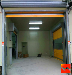 Automatic High Speed Plastic Door (HF-1106) pictures & photos