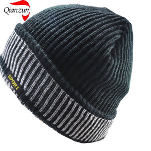 Personality Long Style Knitted Hat (wyy113) pictures & photos
