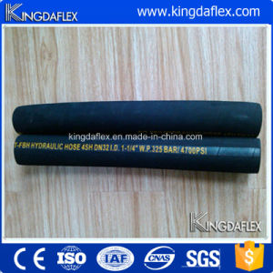 En856 4sh High Pressure Steel Wire Reinforced Hydraulic Hose pictures & photos