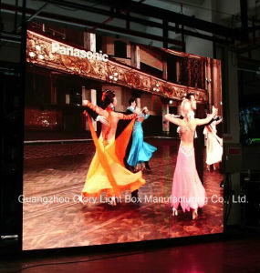 Small Pexil Pitch Indoor or Outdoor Full Color LED Display Video Sign pictures & photos